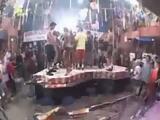 Brazilian party orgy babes sex