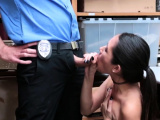 Teen blowjob facial cum first time Suspect was taken to