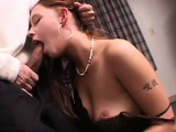 Candi was dandy but my fat cock in her mouth was much