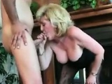 Granny Fucked By A Young Guy