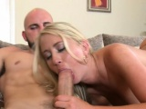 Slutty wench reaches tons of orgasms from wild shaft-riding