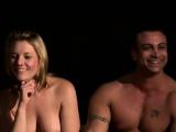 Sexy swingers having fun naked