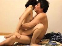 Delicate Japanese hottie moans during hardcore pounding