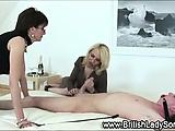 British femdom milfs blowjob