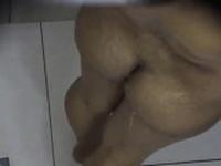 Hidden Camera on Brazilian Shower