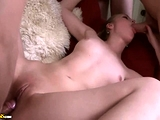 Russian Group Sex With Young Teen Girl Threesome