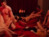 Couple engage in full swap with swingers