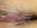 Teen girlfriend rubs her pussy until she cums