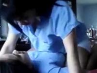 Amateur Asian teen lesbiens humping