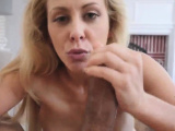 Caught mom playing xxx Cherie Deville in Impregnated By