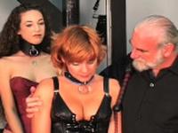 Young women fantastic thraldom scenes on cam