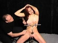 Amateur bdsm and tit torture