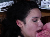 Foxy nympho is brought in anal asylum for uninhibited76Kpm