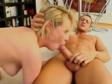 Creampie scene with Nora by All Internal