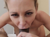 Naughty brunette milf Cherie Deville in Impregnated By My