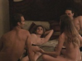 Amateur swingers get dirty in reality show