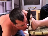 Foot teasing femdom fetish bitch