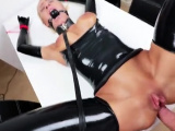 Briana Latex Sex bdsm bondage slave femdom domination