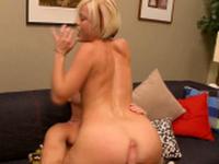 Blondes Love Dick - Nerdy Jasmine Jolie