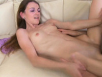 Lascivious kitty gets pounded