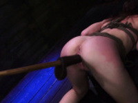 Domination and extreme bdsm punishment Shes panicking.