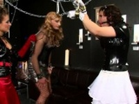 Wicked hotty gets spanked