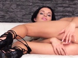 Nasty czech chick gapes her tight pussy to the specia41pox