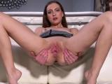 Hot czech kitten spreads her yummy vagina to the extr54MvY