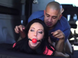 Bondage chair blowjob and bdsm spanking xxx Engine issues