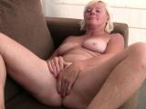 Grandma needs her Sunday orgasm