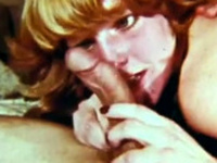 Threesome fuck for vintage ladies
