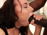 Gorgeous maid Aidra Fox enjoys rear fuck