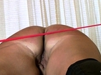 cane and whip for my slut Tess