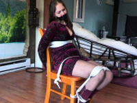 Hot Bride In Stockings Bdsm