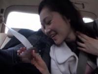 Attractive japanese darling Kaoru Shinjyou fucks with male