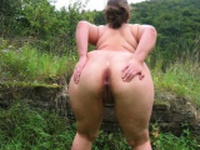 Fat old hairy pussies on pics compilation