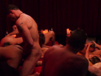 Swingers live a great experience