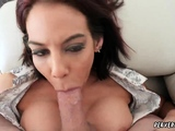 Mom aunt and cronys compeer Ryder Skye in Stepmother Sex