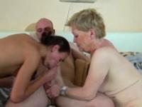 Grannie Marie in Ffm Porn