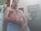 12 24 19 OMG see Danrun daddy Cum a hard quickie with jeans