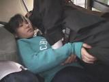 Aussie amateur couple sucking and fingering in public