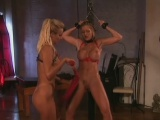 Big breasted lesbians in lingerie pleasing each others fiery pussies
