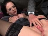 Mischievous honey Aliz explores carnal pleasures
