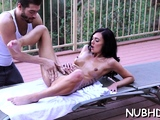 Enticing Marley Brinx gets fucked extremely hard
