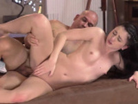 Big muscle daddy and old perverted man young girl xxx