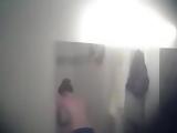 Hot Skinny Girl before Shower-Hidden Cam Clip