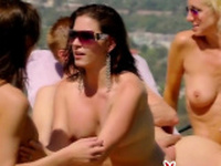 Swinger couple is amazed by the sexiest
