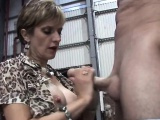 Unfaithful british mature lady sonia exposes her large hoote