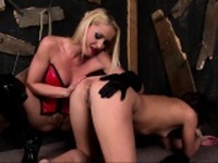bdsm and attractive babes of kinky fetish content