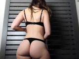 Aaaaround ass brunette french gf fingers in solo